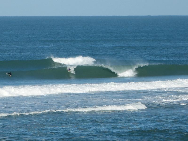 bilan météo surf octobre