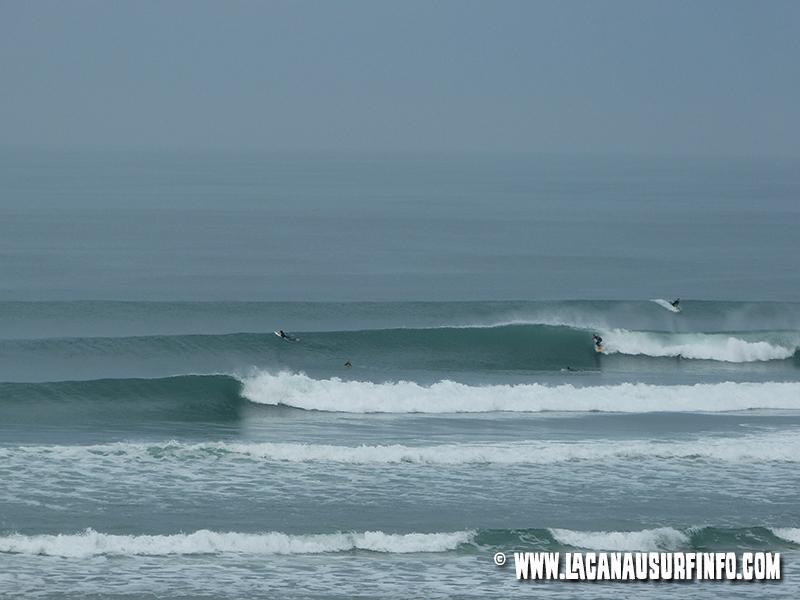 bilan météo surf octobre 2014