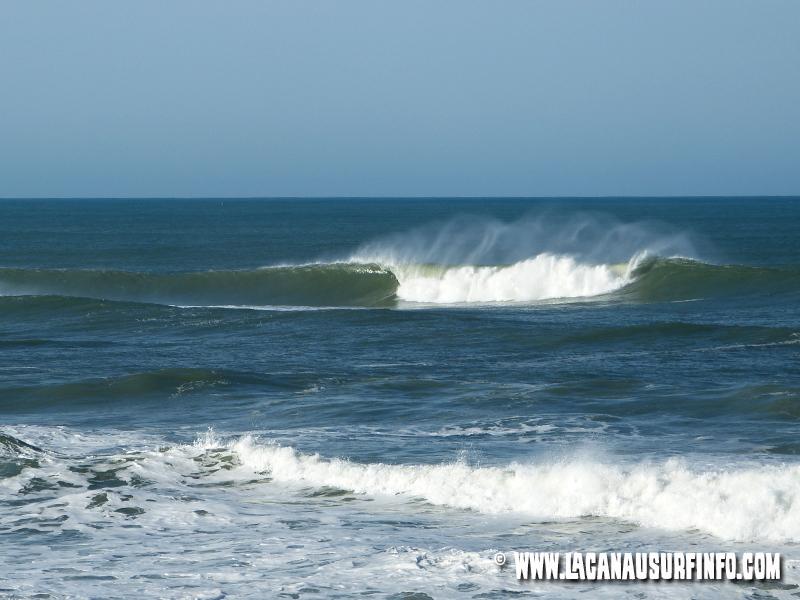 bilan météo surf fevrier 2014