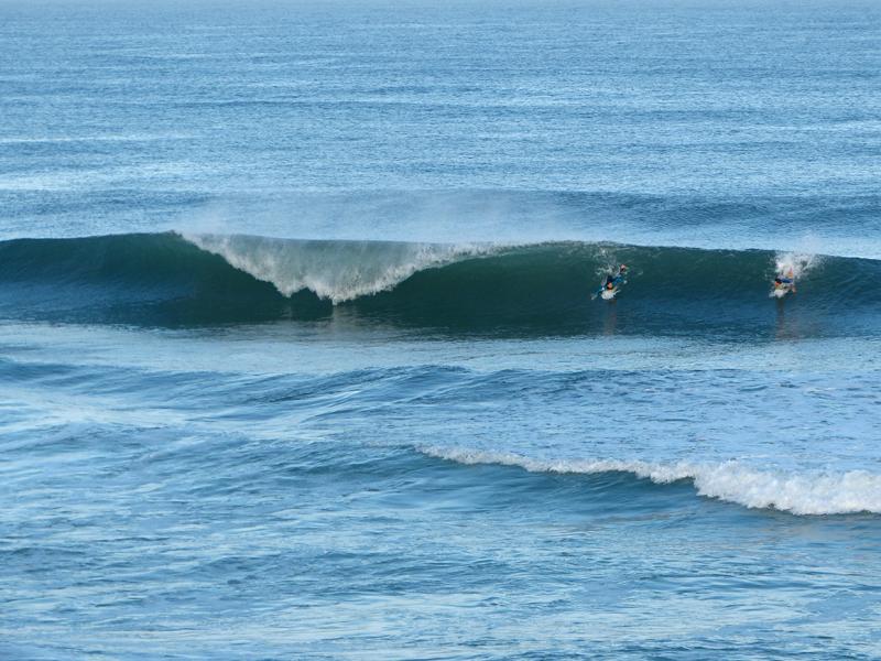 bilan météo surf juillet
