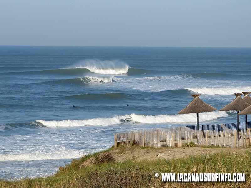 bilan météo surf janvier 2014