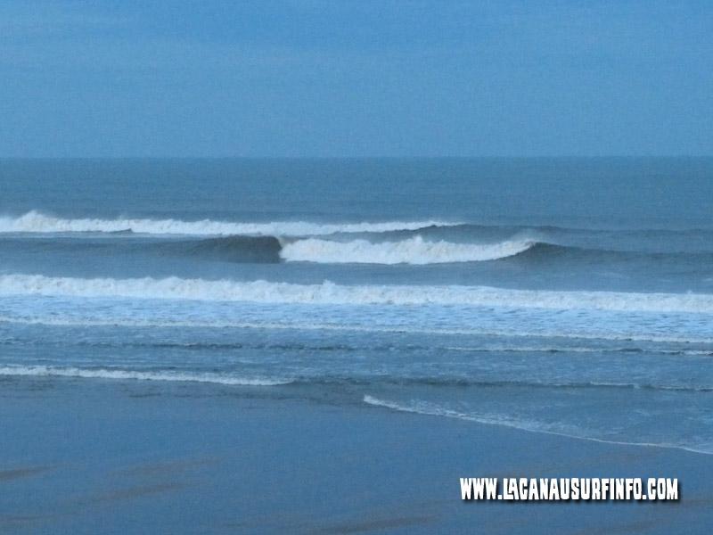 bilan météo surf novembre