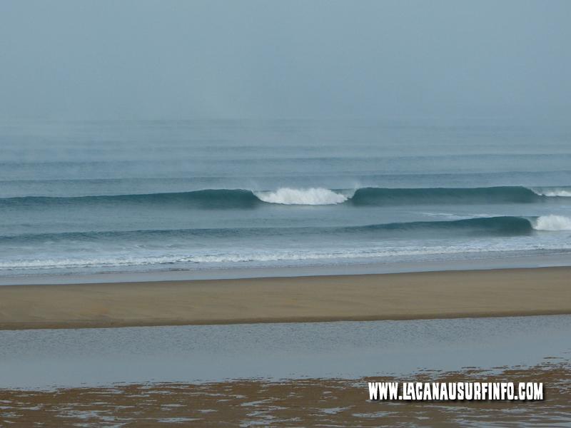 bilan météo surf decembre