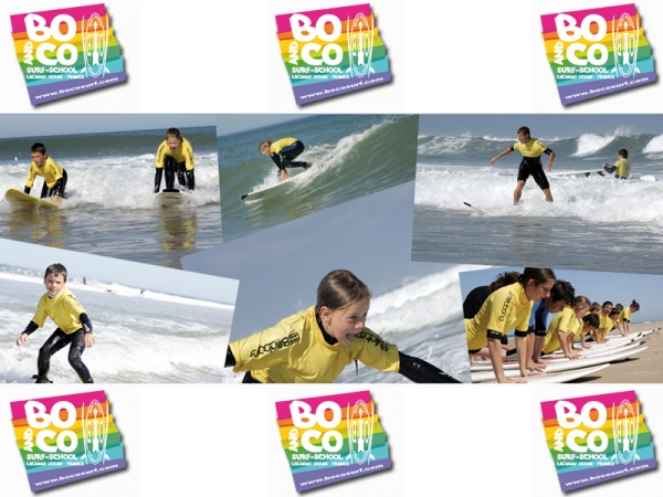 ecole de surf bo and co