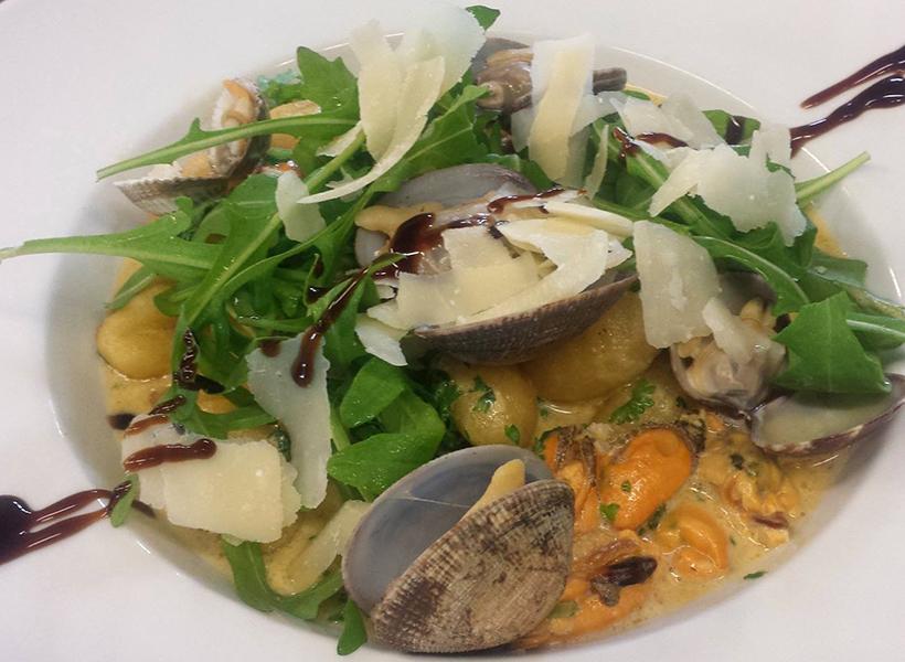 restaurant cafe maritime villa margalex lacanau