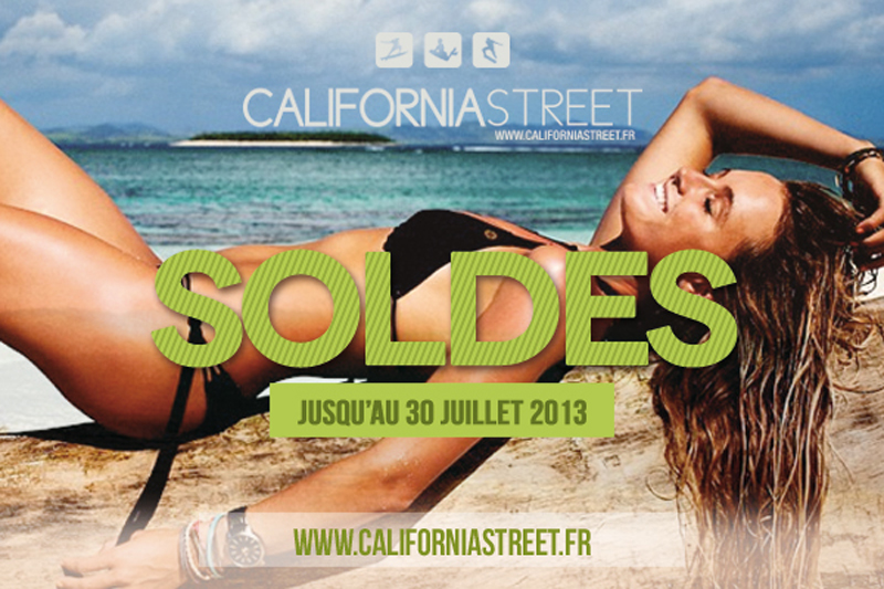 soldes california street surf shop