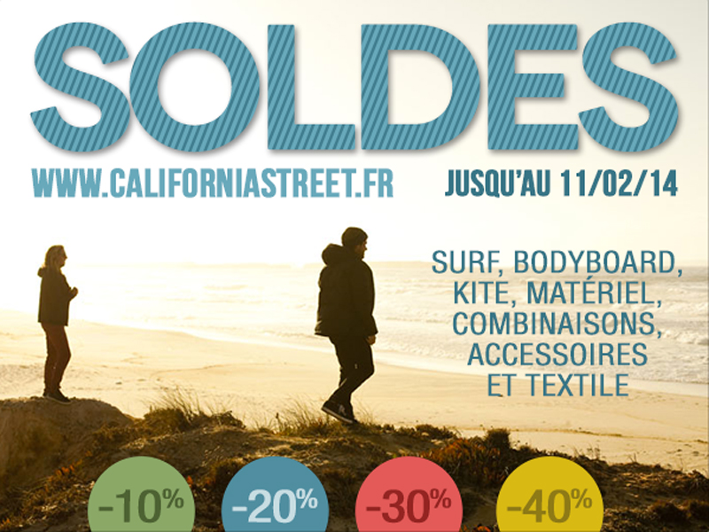 soldes hiver 2014 californiastreet