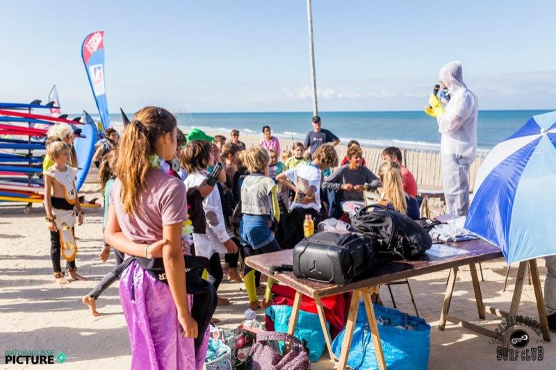 carcans original surf contest
