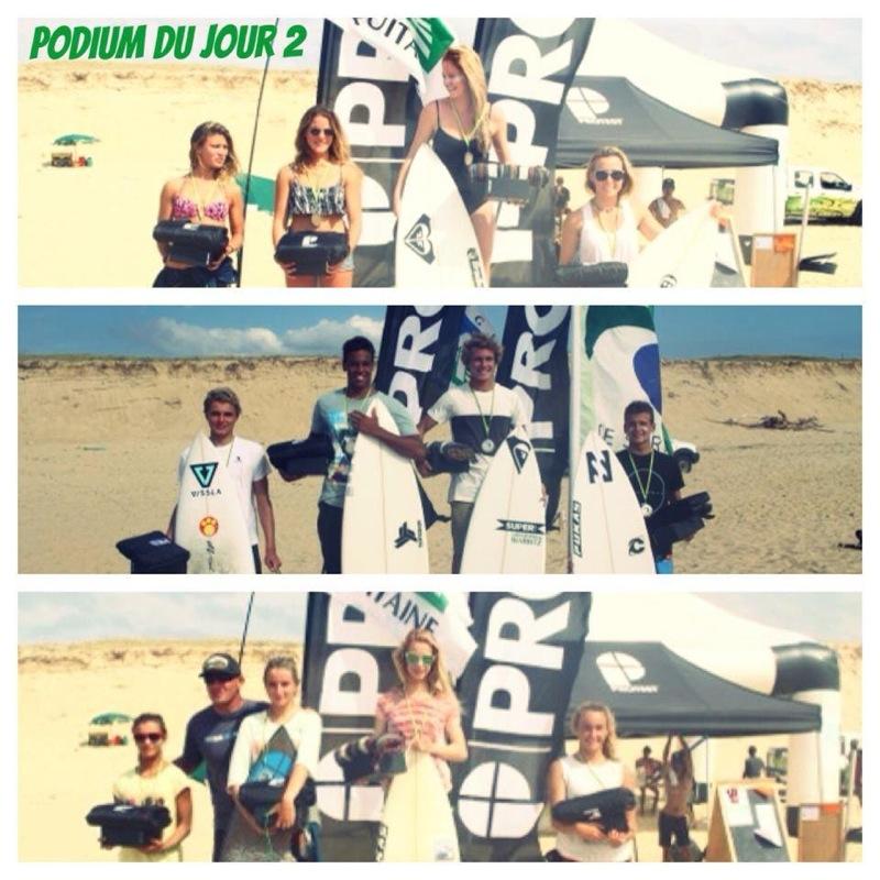 championnats aquitaine espoirs - juliette brice