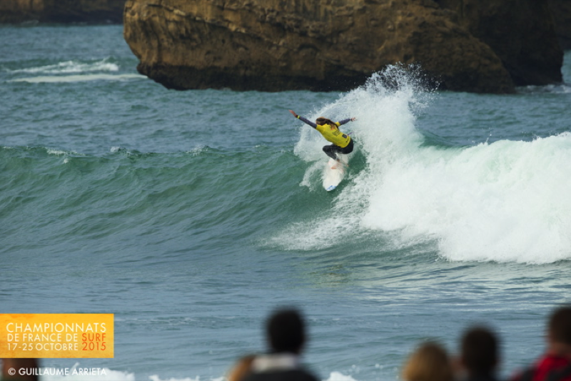 championnats de france surf 2015
