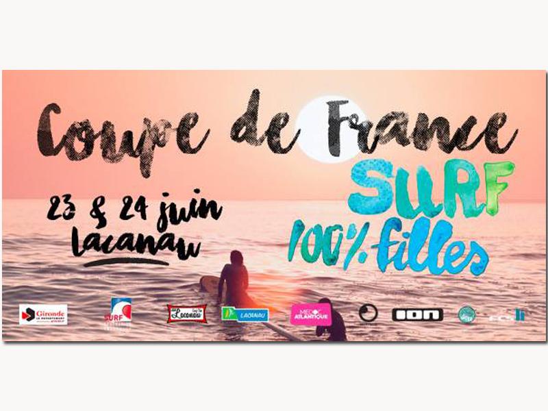 coupe de france surf 2018