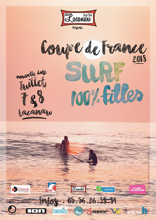 coupe de france surf 2018