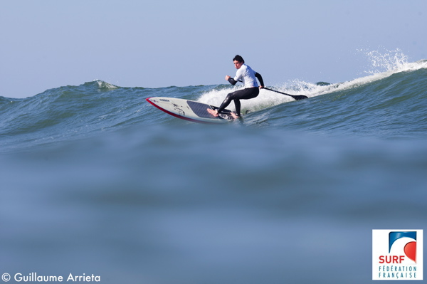 coupe france longboard sup tandem