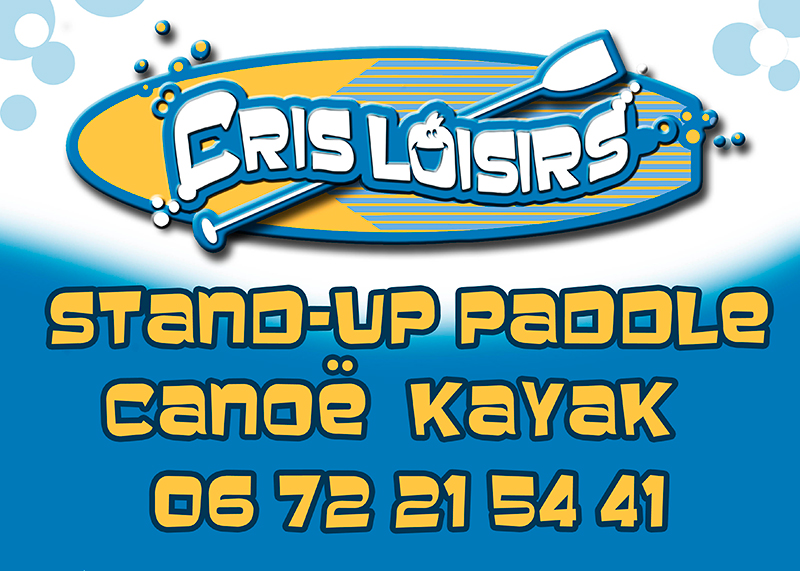 cris loisirs location stand up moutchic
