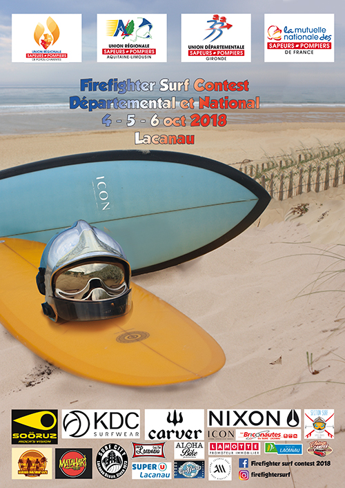 firefighter surf contest 2018