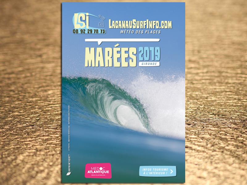 guide des marées lacanau surf info 2019