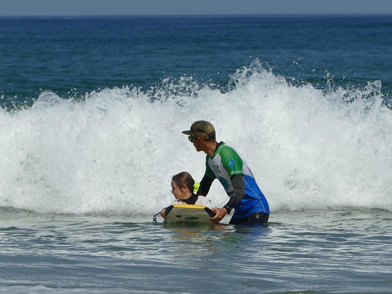 ecole de surf bodyboard HCL Lacanau