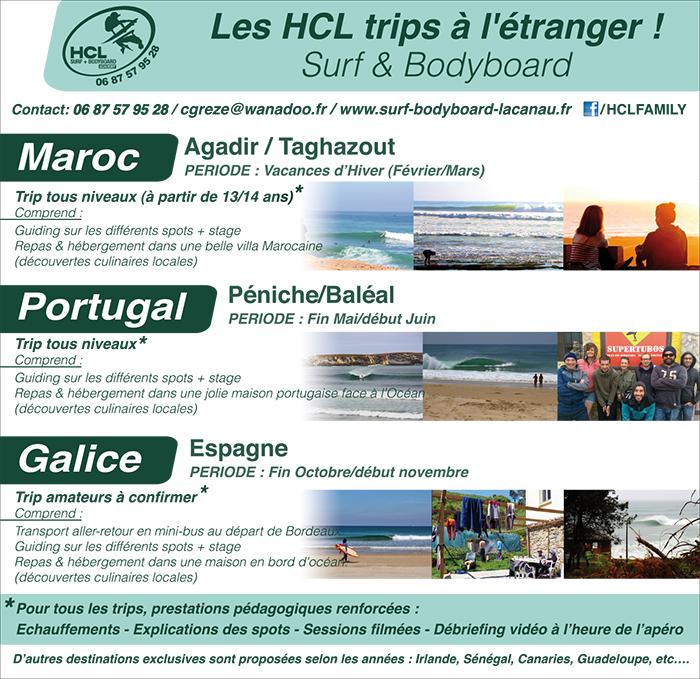 Maroc, Portugal, Espagne... voyagez, découvrez, partagez et progressez avec les HCL Trips de Cédric Grèze.