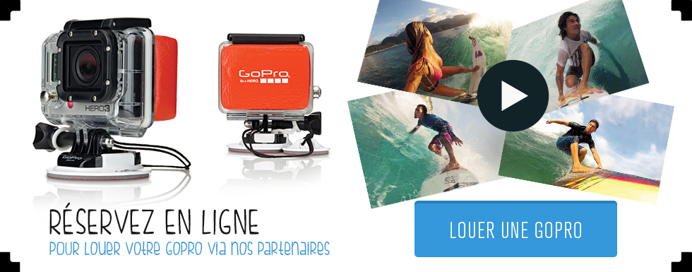 kptures location gopro