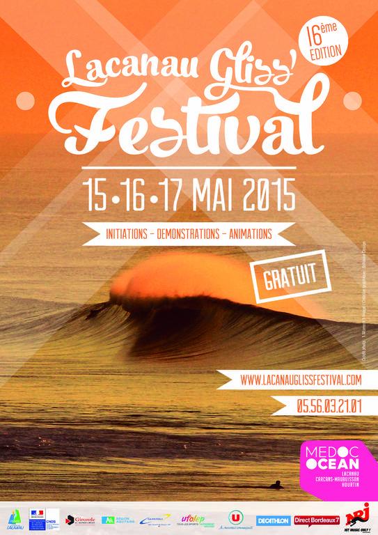 lacanau gliss festival 2015