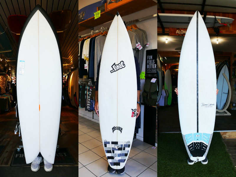 planches occasion surf shop board shapers lacanau