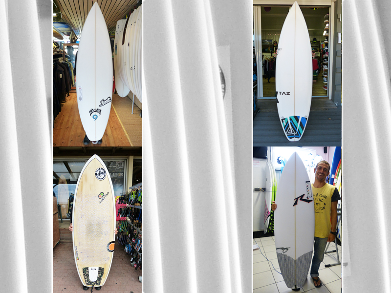 planches neuves et occasion surf shop board lacanau