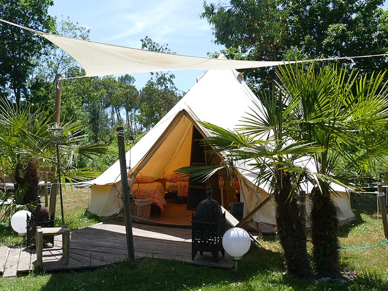 lacanau surf camp villa bois flottés