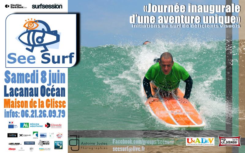 journée seesurf lacanau surf club