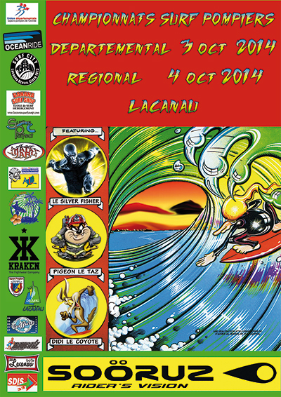 firefighter surf contest 2014