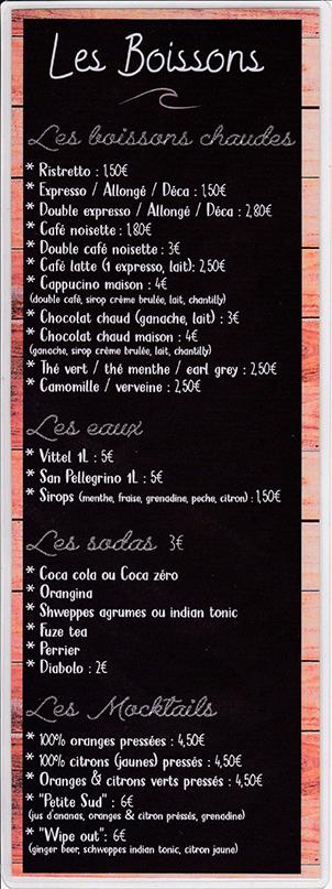 restaurant fruits de mer huitres chez fredo