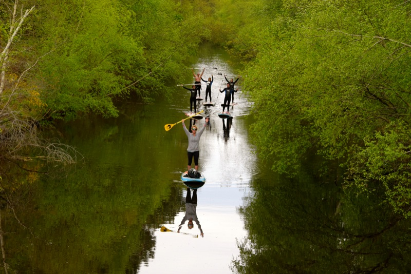 stand up paddle aventure