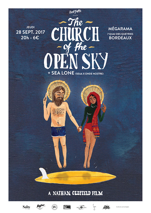 church of the open sky surf nights