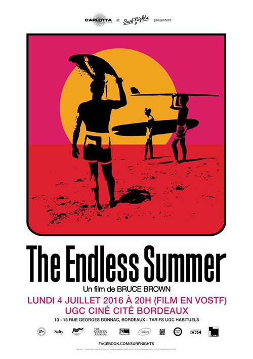 endless summer surf nights