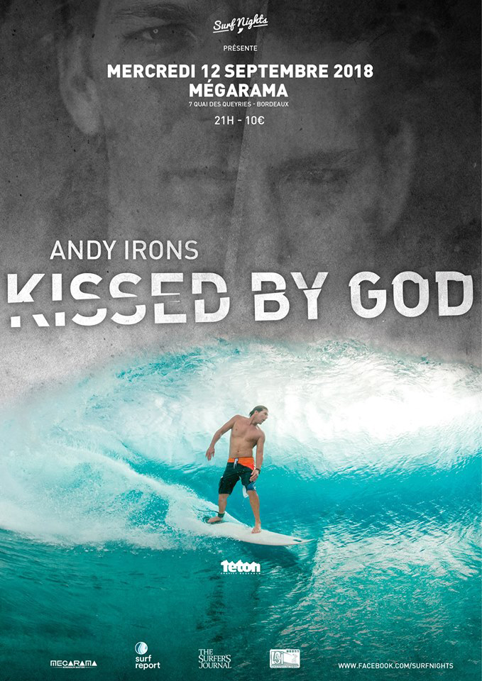 kissed by god surf nights