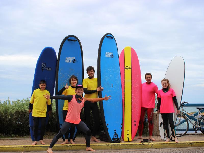 tengo frio surf ecole de surf