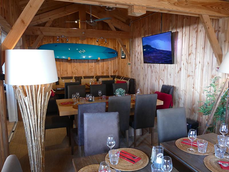 Restaurant La Villa Margalex - Lacanau