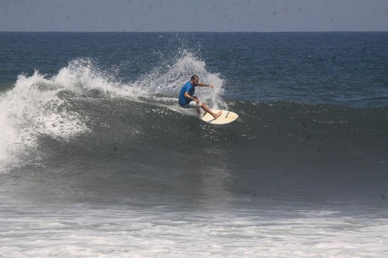 voyage et surf