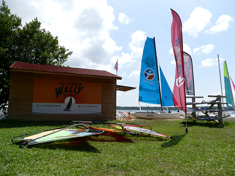 ecole de voile wally glisse