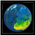 prevision monde meteo earth