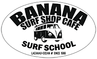 banana surf school