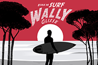 ecole de surf wally glisse