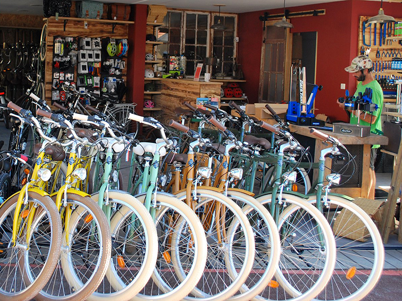 location velo lacanau bicycool