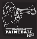 paintball beach