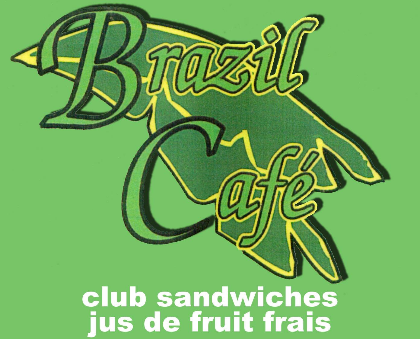 brazil cafe