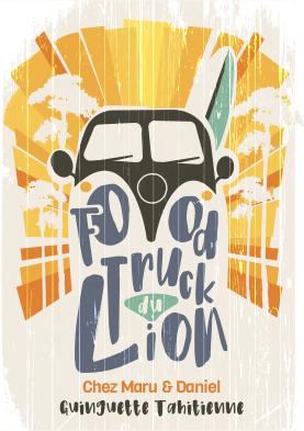 food truck du lion